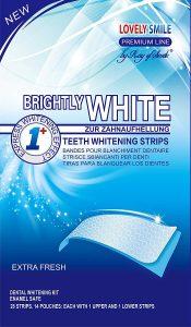 Lovely Smile Bright White-Strips LS-02