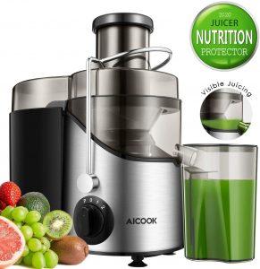 Licuadoras Para Verduras y Frutas Aicook 3 Velocidades