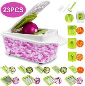 Cortador de verduras multifuncional - Slicer de Sedhoom