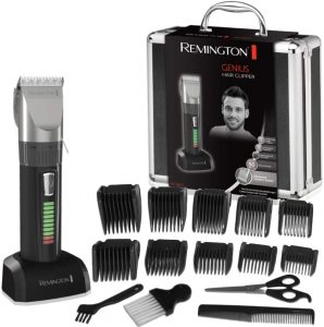Cortapelos con 10 cuchillas - Remington HC5810 Genius