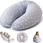 El cojín de lactancia que protege a tu bebé - de Bamibi