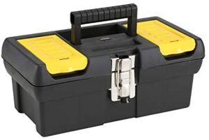 Caja de herramientas Stanley 1-92-064. La más pequeña