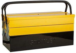 Caja de herramientas metálica STANLEY 1-94-738