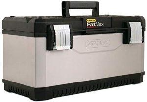 Caja de herramientas metálica resistente Stanley Fatmax 1-95-615