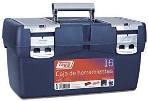 Caja de herramientas pequeña Tayg 16. Buena relación calidad-precio