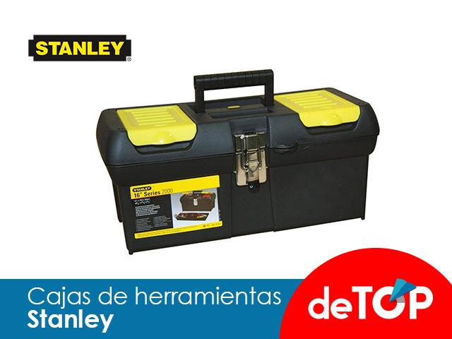 Mejores Cajas de herramientas Stanley