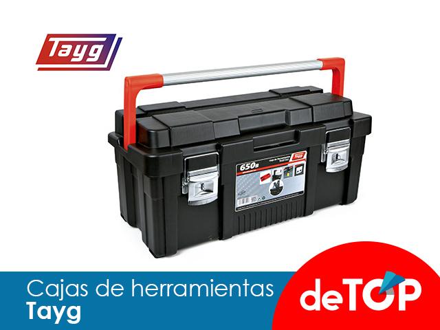 Las mejores cajas de herramientas Tayg