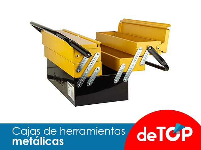 Las mejores cajas de herramientas metálicas