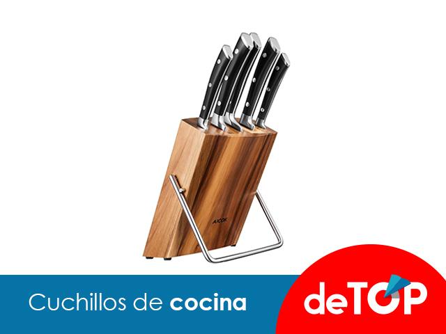 Los mejores cuchillos de cocina
