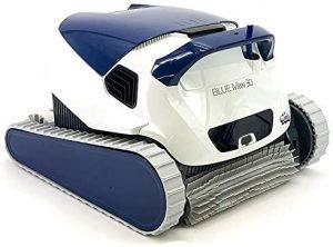 Dolphin BLUE Maxi 30. Robot automático limpiafondos ideal para fondos y paredes