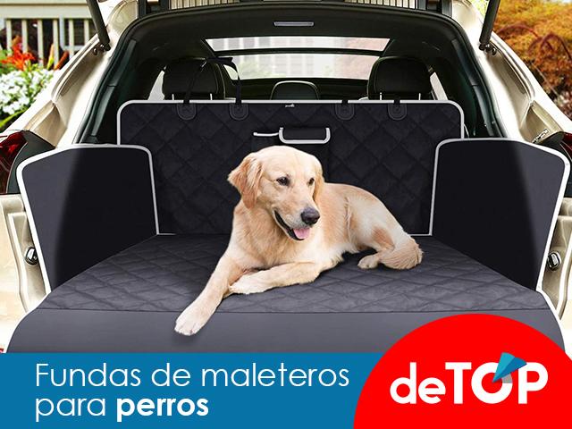 Las mejores fundas de maleteros para perros