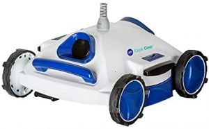 Gre RKC100J robot limpiafondos. Para piscinas de hasta 60 m2 de superficie