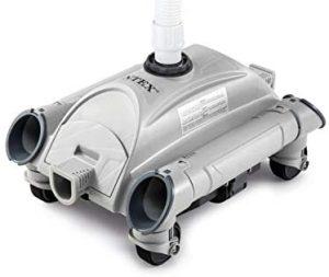 Intex 28001. Económico Robot limpiafondos desmontable