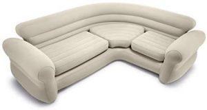 Intex 68575N. El sofá cama hinchable más grande
