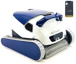 Limpiafondos Dolphin Blue Maxi 40i. Robot para piscinas grandes