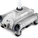 Limpiafondos Intex 28001. Robot automático desmontable para piscinas