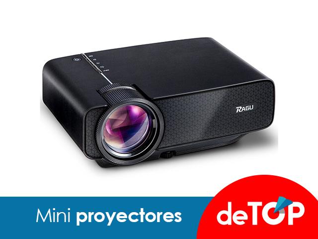 Los mejores mini proyectores del mercado