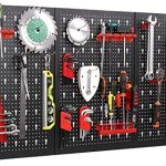 Organizador y soporte para pared multiusos Fixkit