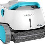 Poolaria Dolphin Formula 30. Robot Limpiafondos automático para Piscinas