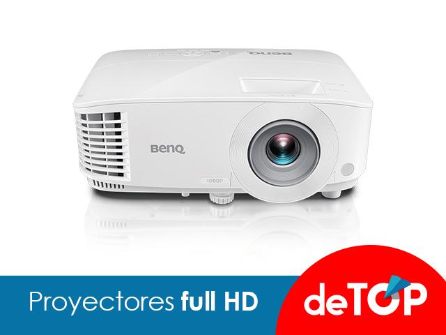 Los mejores proyectores full HD del mercado