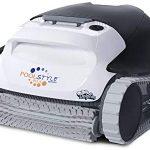 Robot limpiafondos Dolphin PoolStyle Plus. Perfecto para fondo y paredes
