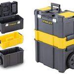 Stanley STST1-80151. Caja de herramientas taller económica