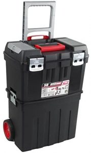 Taller de herramientas portátil pequeño Tayg Trailbox 58