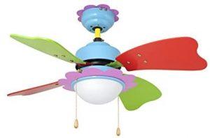 Ventilador de Techo Multicolor Orbegozo DT100