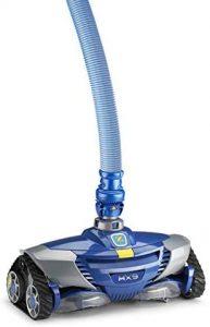 Zodiac MX9. Robot hidráulico con Tecnología Avanzada