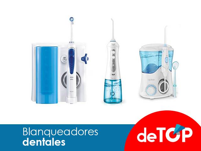Los mejores blanqueadores dentales