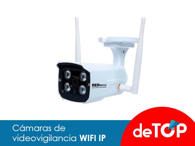 Las mejores cámaras de videovigilancia Wifi IP