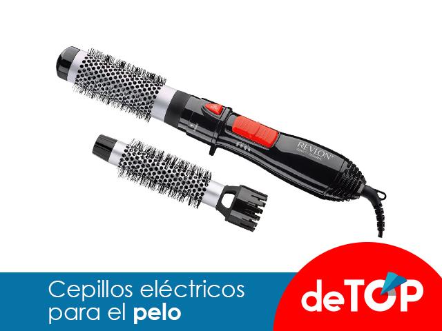 Los mejores cepillos eléctricos para el pelo