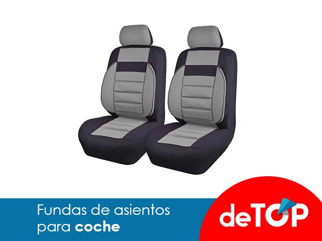 Las mejores fundas para asientos de coche
