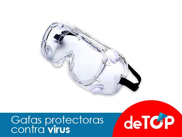 Las mejores gafas protectoras contra virus