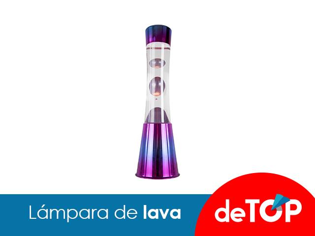 Las mejores lámparas de lava