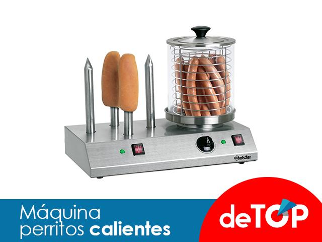Las mejores máquinas para perritos calientes