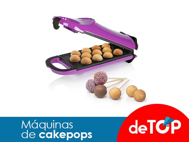 Las mejores máquinas de cake pops