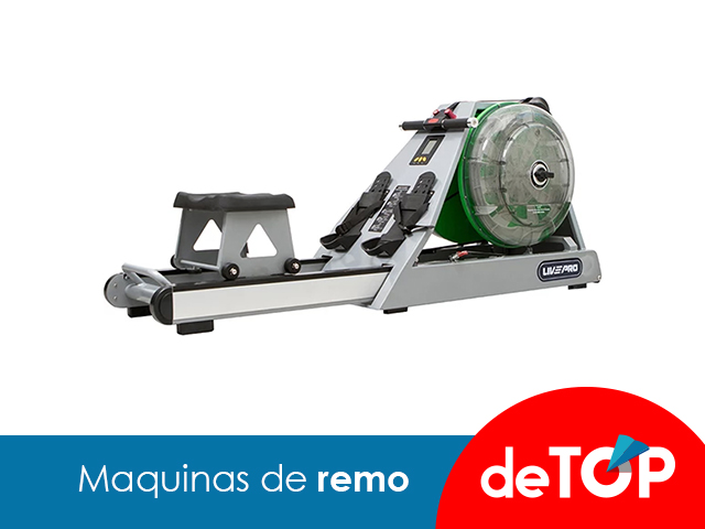 Las mejores máquinas de remo