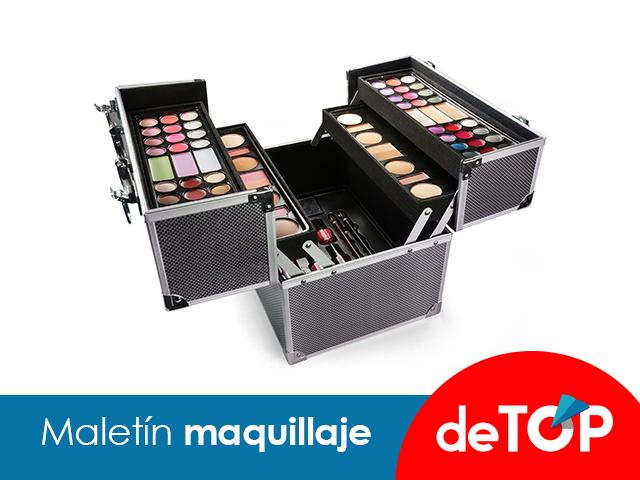 El mejor maletín para maquillaje