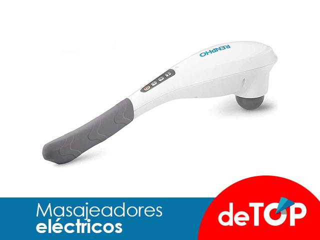 Los mejores masajeadores eléctricos