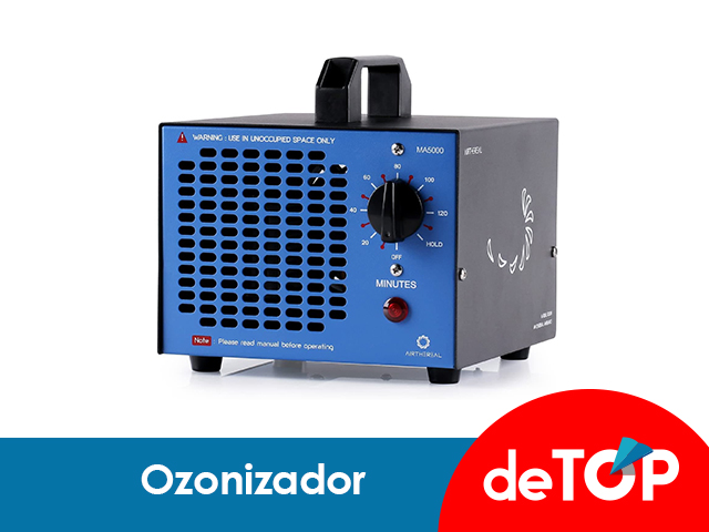 Los mejores ozonizadores
