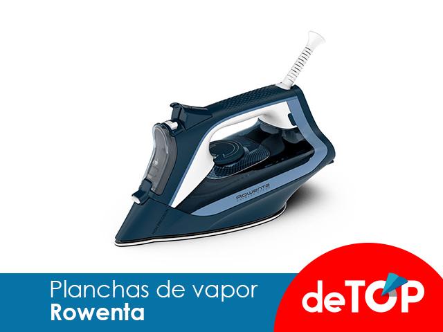 Las mejores planchas de vapor de Rowenta