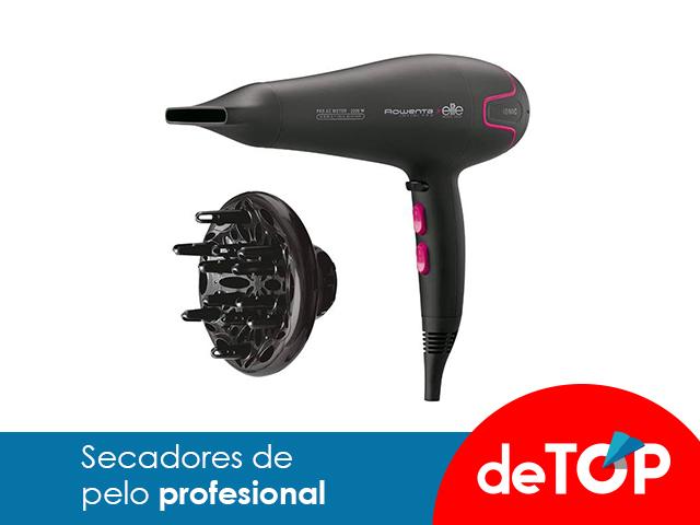 Los mejores secadores de pelo profesional