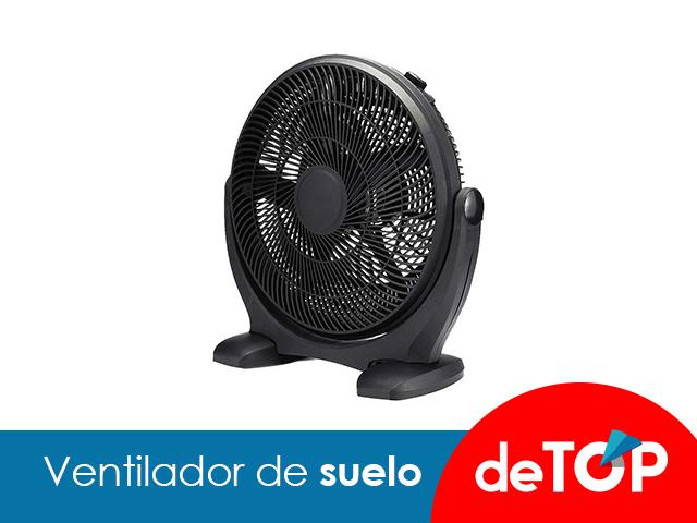 Los mejores ventiladores de suelo