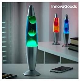 InnovaGoods Magma Azul