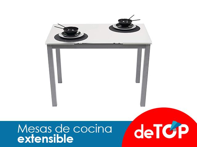 Las mejores mesas de cocina extensibles