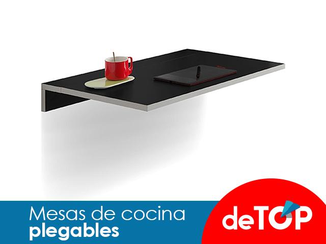 Las mejores mesas de cocina plegables