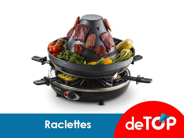 Las Mejores Raclettes