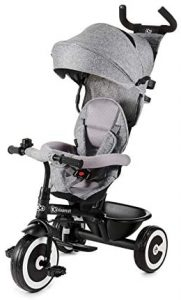 Triciclo de bebés evolutivo Kinderkraft ASTON