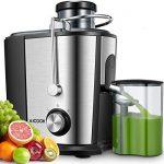 Aicook Licuadoras para Verduras y Frutas 600W